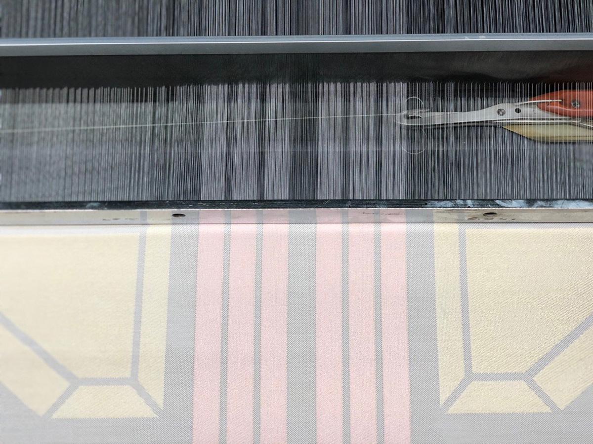 レピア織り機のこと