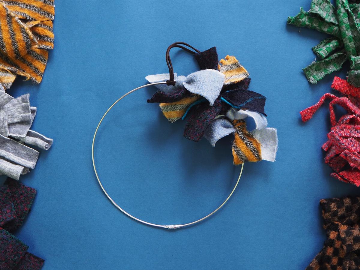 Craft kit Wreath(green)