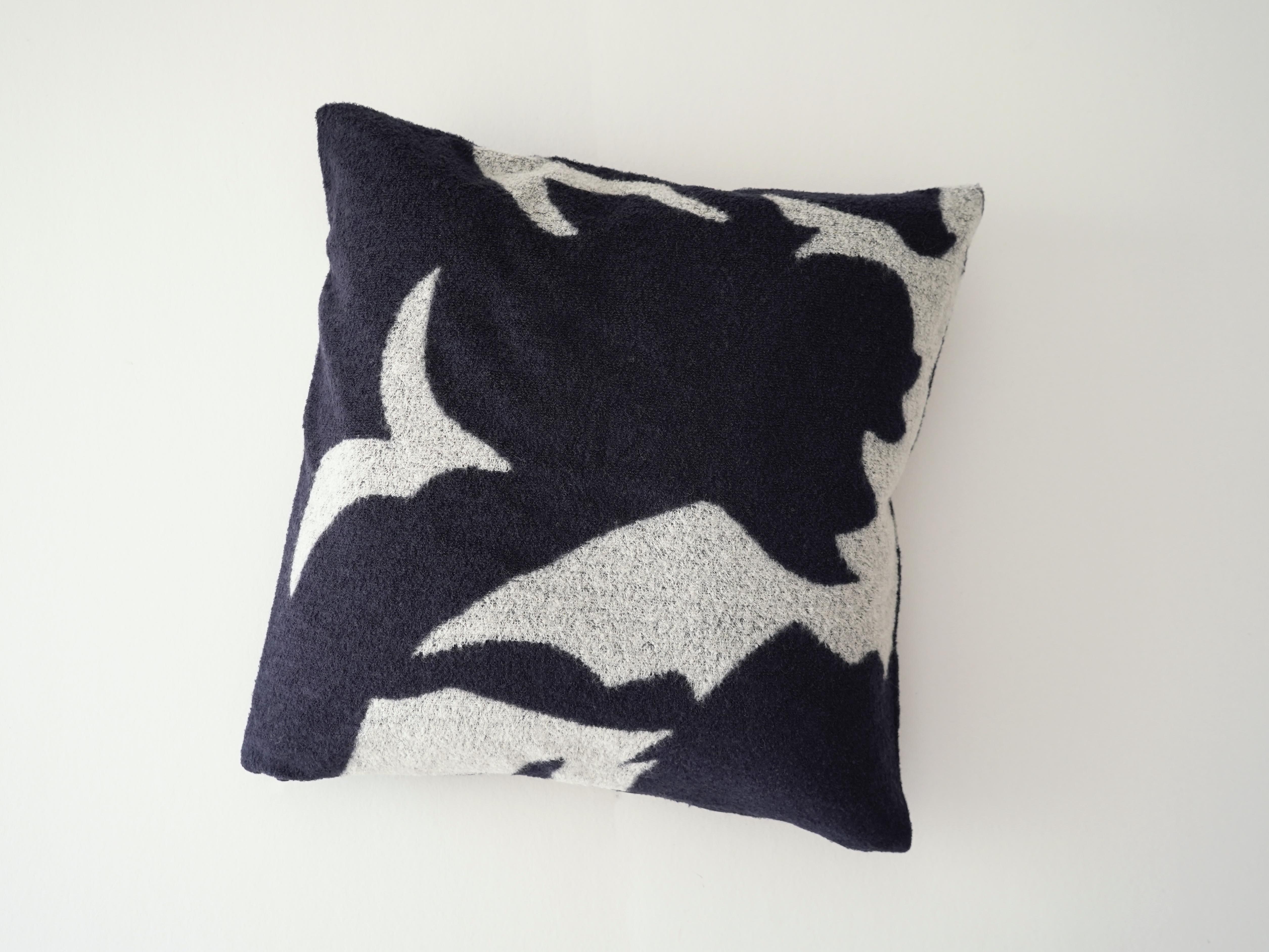 Cushion Cover (bonfula_navy)